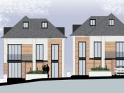 Approved: four houses in Southbourne no affordable housing contribution
