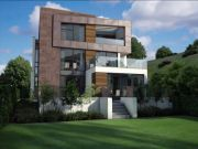 Approved: large modern house on garden land in Ashley Cross, Poole