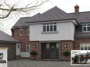 Approved: extensions and remodel in Rickmansworth