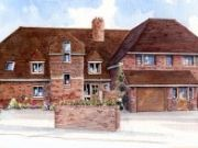 Approved: alterations and large side extension to a dwelling in Poole Park Conservation Area