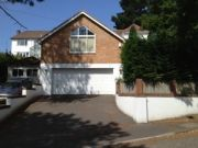 Approved: conversion of garage into house in Lower Parkstone