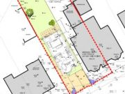 Approved: plot severance and new house in Christchurch