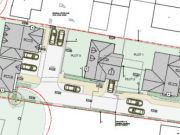 Approved: development of five large houses in Upton near Poole