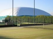 Approved: tennis air dome time extension at The West Hants Club, Bournemouth