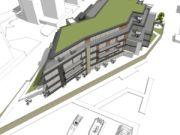 Approved: erection of a replacement luxury hotel and conference facility at Salterns Marina, Poole