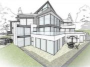 Approved - 8 luxury apartments in Canford Cliffs near Sandbanks in Poole
