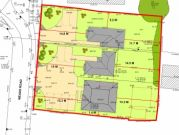 Approved: three new houses on garden land in Durrington, Wiltshire
