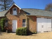 Approved: alterations to a historic outbuilding in Broughton, Hampshire