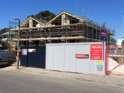 Approved: retrospective consent for two detached dwellings in Sandbanks, Poole