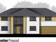 Approved: Two storey extensions and house remodel in Earley, Reading