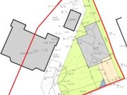 Approved: plot split and erection of a three bedroom dwelling in Northbourne, Bournemouth