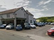 Approved: change of use from a car sales showroom to convenience store in Shillingstone, Dorset