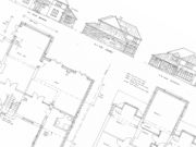 Approved: two storey extensions to a detached house in Ferndown