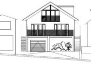 Approved: alterations, extensions and a remodel to a house in Ashley Cross, Poole