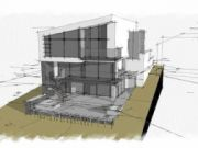 Approved: contemporary three-storey replacement dwelling in Lower Parkstone, Poole
