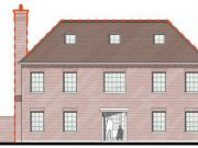 Approved: erection of a large replacement house in the Green Belt near Ferndown, Dorset