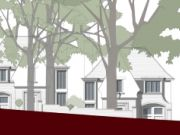 Approved: four detached houses in Lower Parkstone, Poole