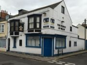 Approved: listed building and planning consent to convert pub into three flats in Weymouth