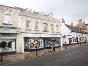 Approved: conversion of retail unit to mix of smaller shops and flats in High Street, Swanage