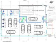 Approved: change of use from warehouse to car showroom and workshop in Dorchester