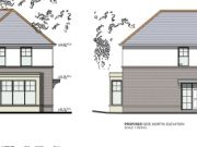 Approved: new pair of semi-detached dwellings in Broadstone, Dorset