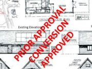 Approved: conversion of agricultural building to house in Merley near Wimborne