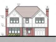 Approved: plot split and new house in Meyrick Park and Talbot Woods Conservation Area, Bournemouth