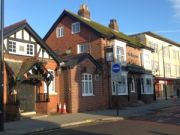 Approved: redevelopment of pub  to form eight flats in Waterlooville, Hampshire