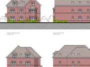 Won on appeal: permission to demolish building and erect a block of 9 flats in Bournemouth