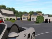 Approved: demolition of bungalow and replace with two detached houses in Poole
