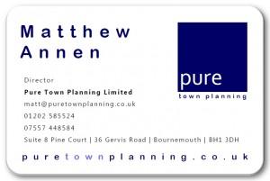 Contact Us Matt Annen Pure Town Planning