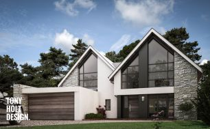 Stockport extensions and remodel planning permission