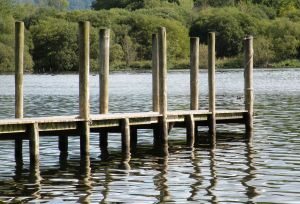 Jetty planning permission Christchurch Harbour