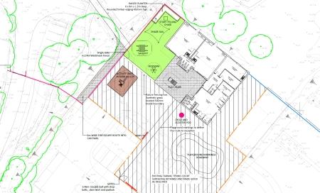 Avonbourne temporary planning permission Bournemouth