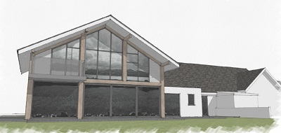 Anglesey remodel planning permission approved