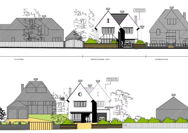 Planning permission Poole planning committee second