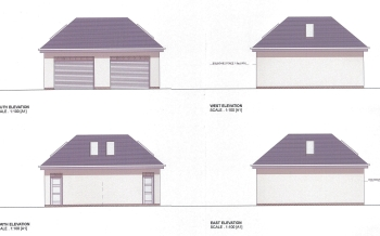 Lilliput garage block approved planning consultants poole