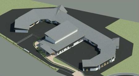 Avonwood Primary School aerial planning consultant Bournemouth