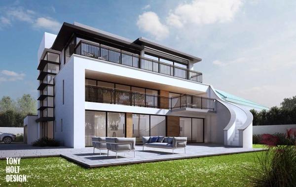 Image courtesy of Tony Holt Design