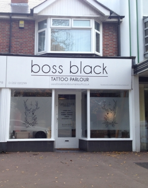 Tattoo parlour moordown planning consultant bournemouth