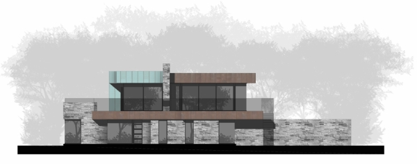 Greenane replacement house approved planning consultants Dorset