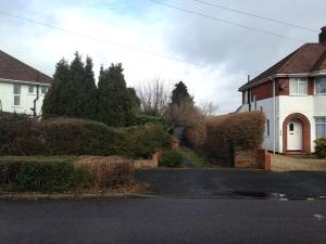Northbourne plot split planning consultant Bournemouth