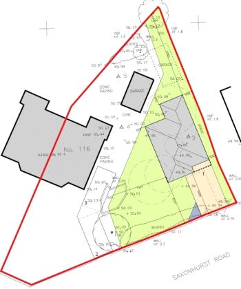 Northbourne plot split planning consultants Bournemouth