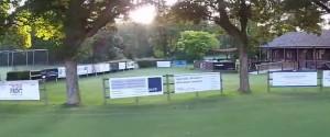 St Cross Cricket sponsor planning consultant Hampshire