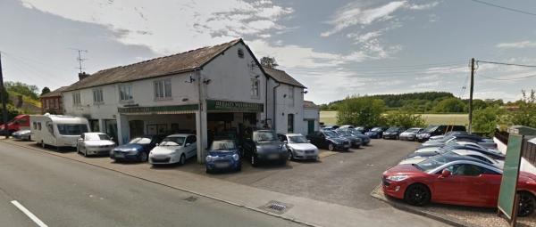 Shillingstone retail store planning consultants Dorset