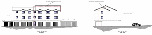 Canford Heath Poole flats planning approval planning consultant Dorset