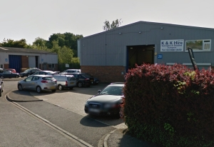 Eastleigh industrial vehicle depot planning consultant hampshire