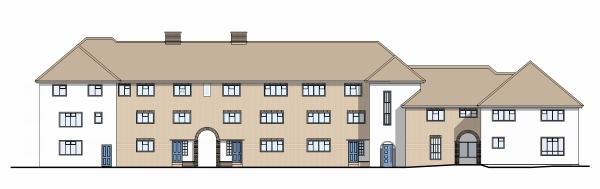 Ashley Road Police Station approved planning consultant Poole