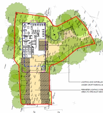 Woodland point approved planning consultants bournemouth