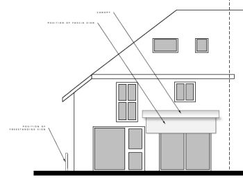 Appeal win advertisement consent New Milton planning consultants Hampshire